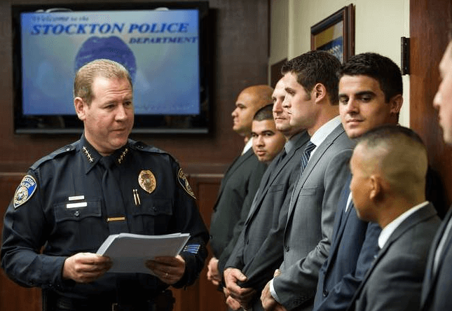 Stockton Police Chief