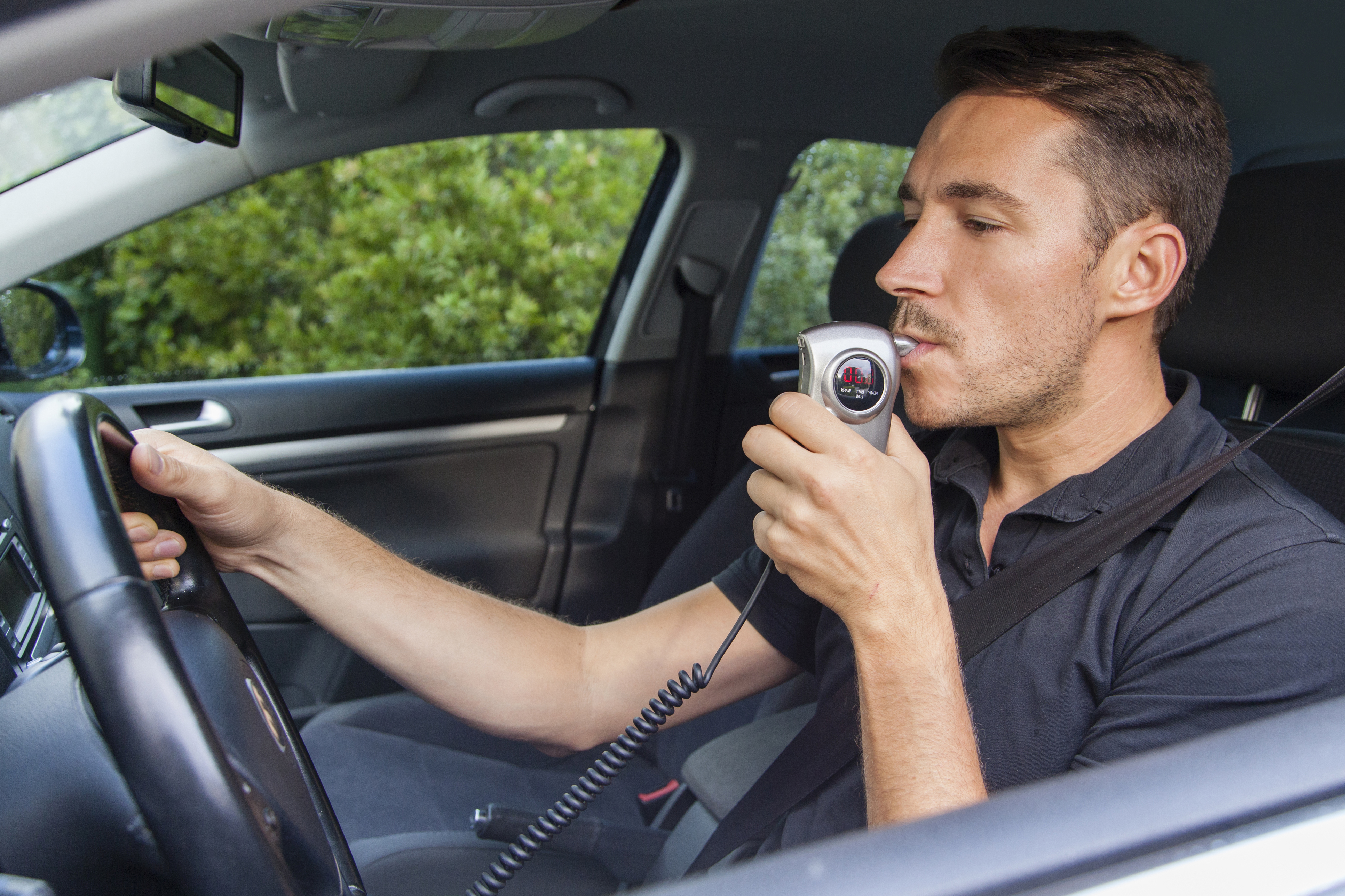 Marijuana DUI Possible with this New Breathalyzer Device