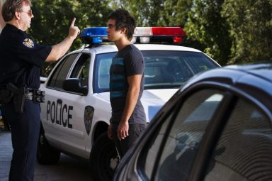 dui arrests dropping in California